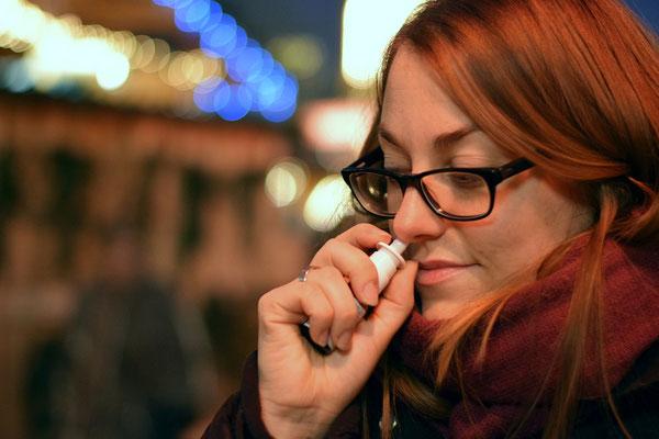 Allergien und Unverträglichkeiten heilen, Heilende Hände bei Allergien