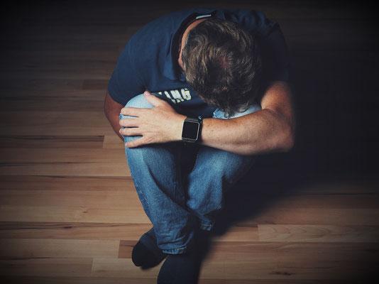 Wege aus dem Seelentief, Hilfe bei Depression, Heilung von Depression auf der geistigen Ebene