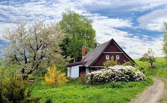 Hausreinigung, Entstören, Entstörung von Grundstücken, Space Clearing