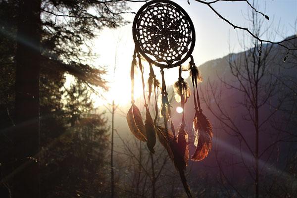 Spirituelle RItualarbeit, ganzheiltiche Heilarbeit, Sich dem Moment hingeben