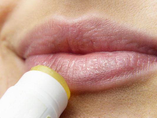 Herpes besprechen, Besprechen von Hautkrankheiten