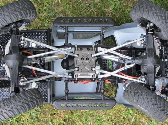 crawlster® BTA hoch 2  |  Stefans HONCHO mit Allrad-Lenkung