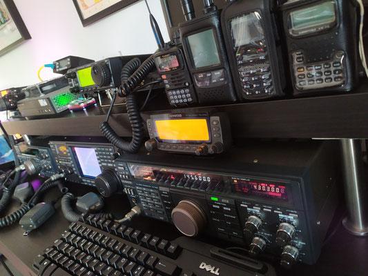 My Radio Equipment - iw9hhf Alberto Drago