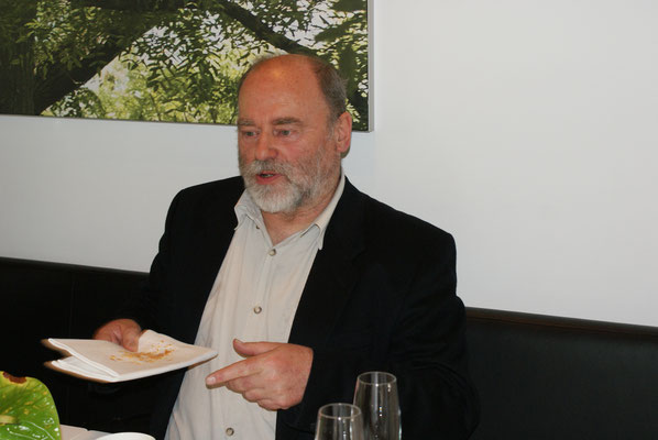 Kurt Bracharz / Literaturbrunch 2012
