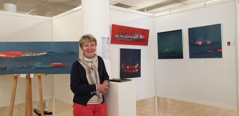 Expo Kunstkaufhaus - Kelkheim Allemagne mai 2019