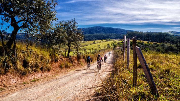 Fahrrad fahren in Winterberg