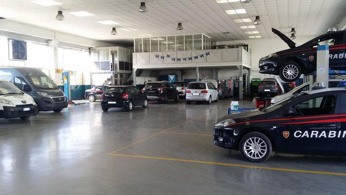 officina meccanica  Officina Meccanica Salerno - CIMEP S.r.l. Officine Meccaniche