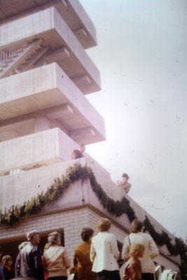 Einweihung des Bollerbergturmes