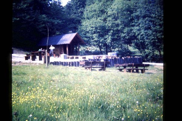 Grillplatz im Tal