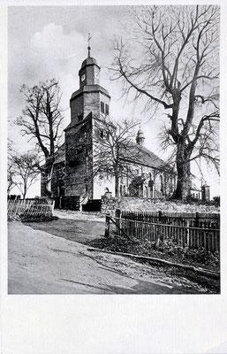 Kirche Anfang der 90er
