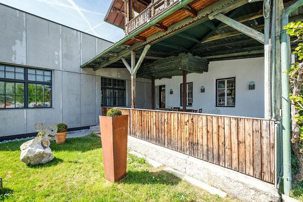 Gasthaus zum Brünnstein Oberaudorf Salettl