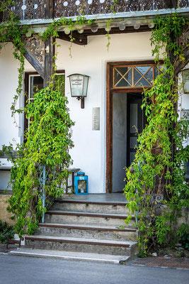 Gasthaus zum Brünnstein Oberaudorf Eingang