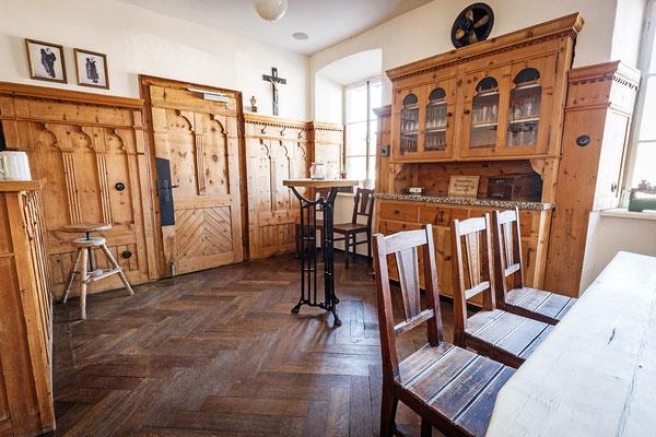 Gasthaus zum Brünnstein Oberaudorf Gaststube