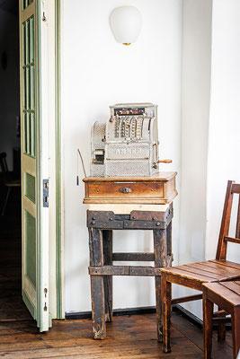 Gasthaus zum Brünnstein Oberaudorf unsere alte Kasse
