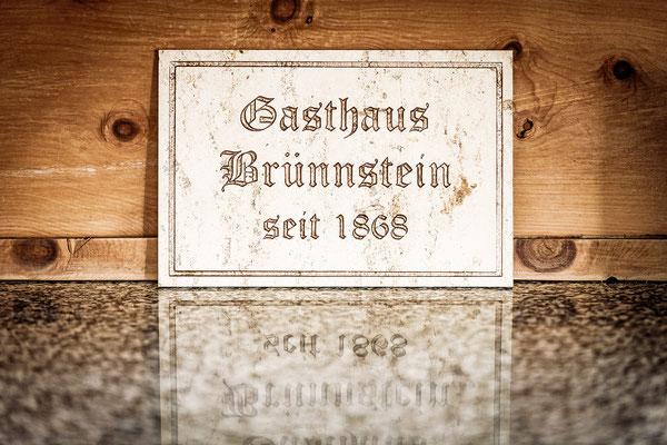 Gasthaus zum Brünnstein seit 1868
