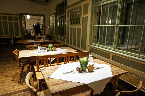 Gasthaus zum Brünnstein Oberaudorf Raum zum Feiern