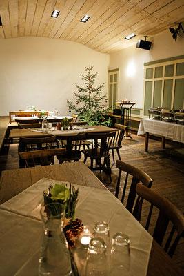 Gasthaus zum Brünnstein Oberaudorf Weihnachtsfeier