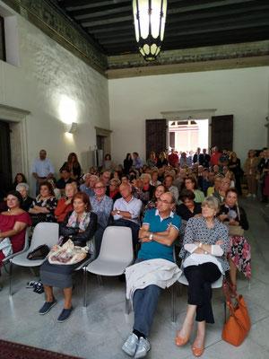 """Mostra   """"Doni da scoprire"""" - Palazzo Sarcinelli- Conegliano"""