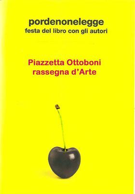 Pordenonelegge - Piazzetta Ottoboni  Rassegna d'arte.