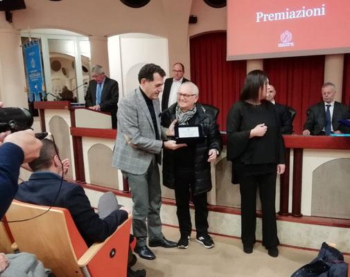 Un sentito grazie al Presidente di Panorama il cav. Gianni Furlan e alla professoressa Giovanna Calvo di Ronco.