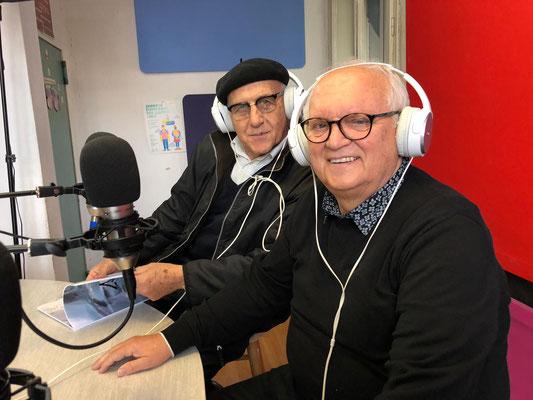 Intervista a Radio Onde Furlane - Udine - Aprile 2019