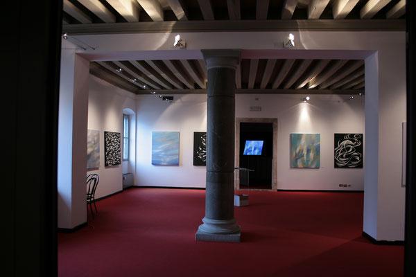 """Luce non luce"" Palazzo d'Attimis - Maniago"