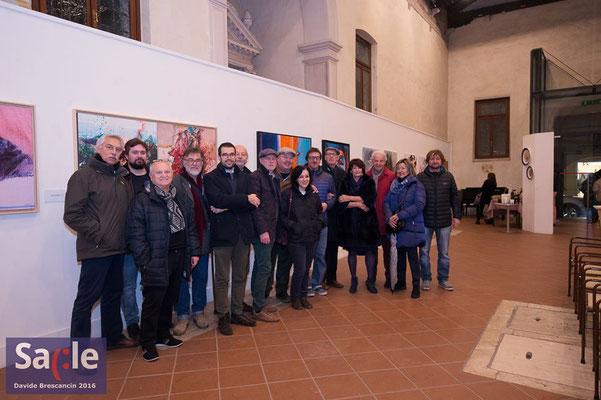 Collettiva ex Chiesa S.Gregorio - Sacile(Pn)
