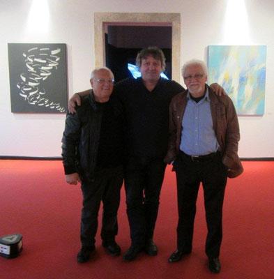""""""" Luce non Luce"""" - Palazzo d'Attimis - Maniago - con Tullio Tramontina e Carlo Fontanella"""