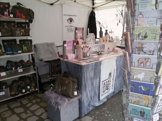 Kunsttage Detmold Kunsthandwerkermarkt