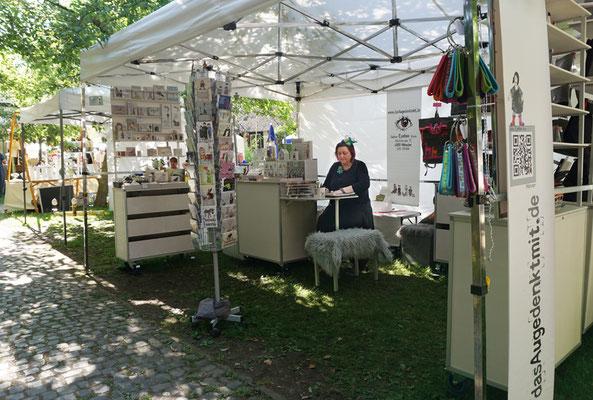 """Kunsthandwerkermarkt in Syke """"Unter Bäumen"""""""