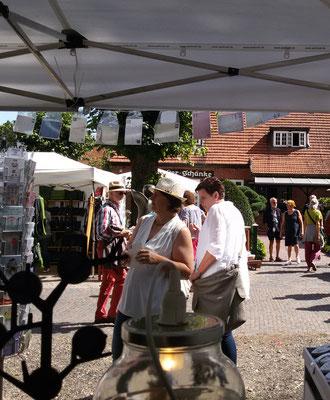 Kunsthandwerkermarkt Hude - Sabine Eyebee Korn