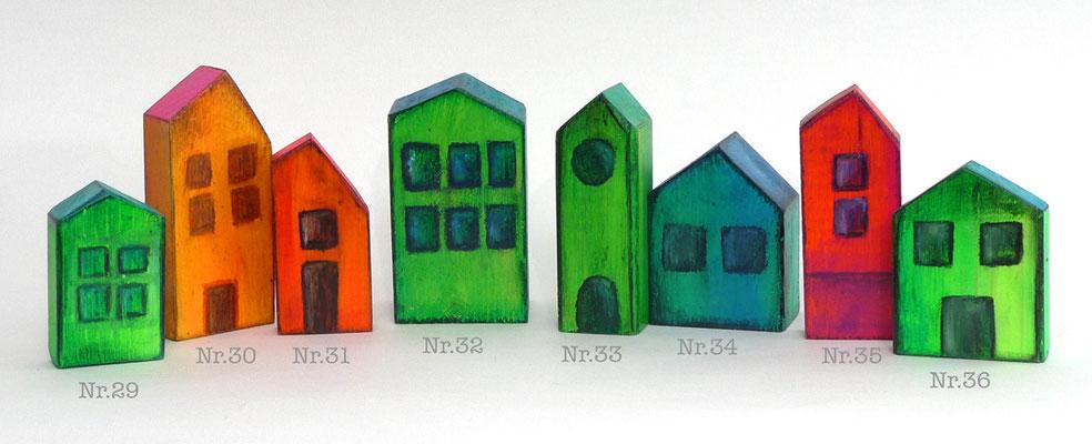 HEIMchen Hausnummern 29 - 36