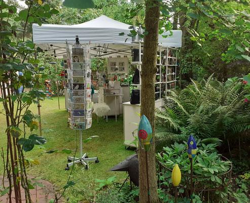 Gartenzauber - Kunsthandwerk Sabine Eyebee Korn