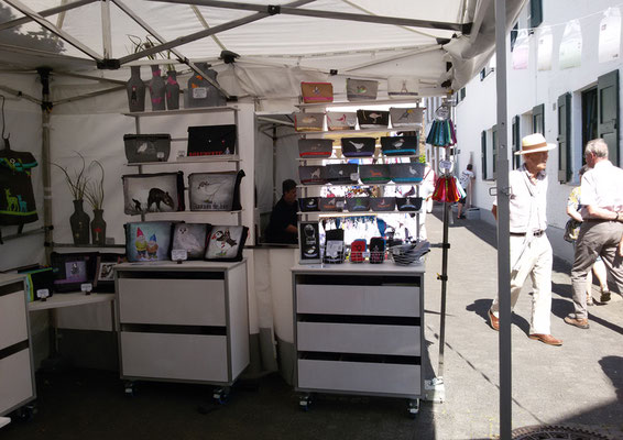 Ricarda-Markt in Alt-Kaster - Das Auge denkt mit - Sabine Korn