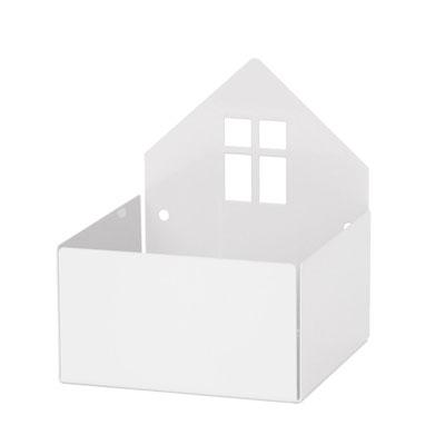 Aufbewahrung Town Box weiss