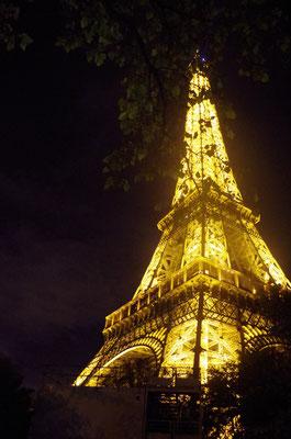 Tour Eiffel Couleur.