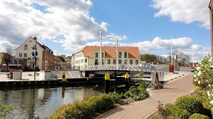 Drehbrücke Malchow © Bild: Stefanie Harnau