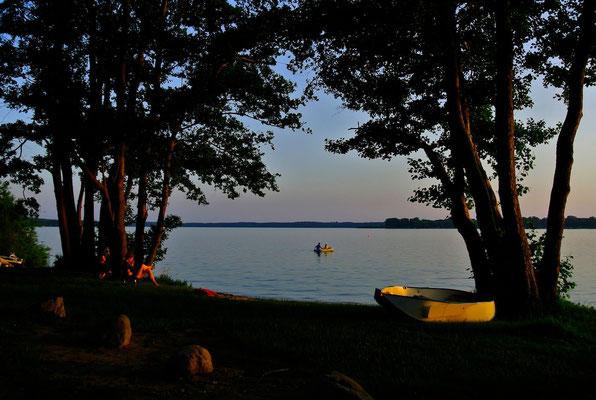 © Naturcamping Zwei Seen am Plauer See/MV - www.zweiseen.de