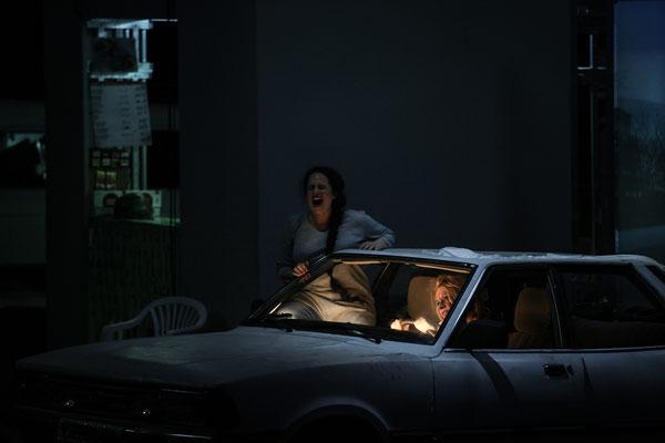 Sacrifice // Oper Halle // 2017 // Regie: Florian Lutz