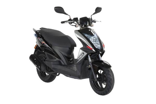 Kymco Agility 50 RS 4T / Motorrad-Center Dreispitz  -  Motorräder, Roller, Vermietung