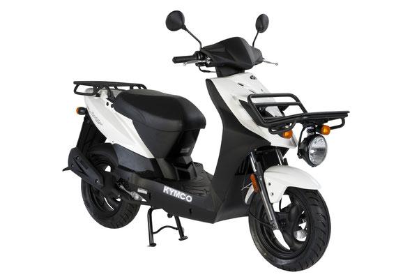 Kymco Carry 50 / Motorrad-Center Dreispitz  -  Motorräder, Roller, Vermietung