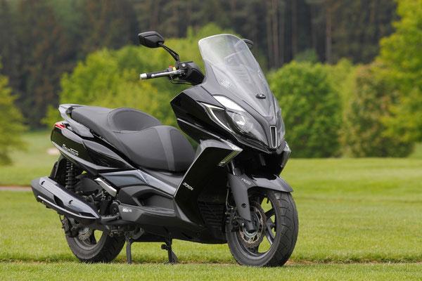 Kymco New Downtown 350i ABS / Motorrad-Center Dreispitz  -  Motorräder, Roller, Vermietung