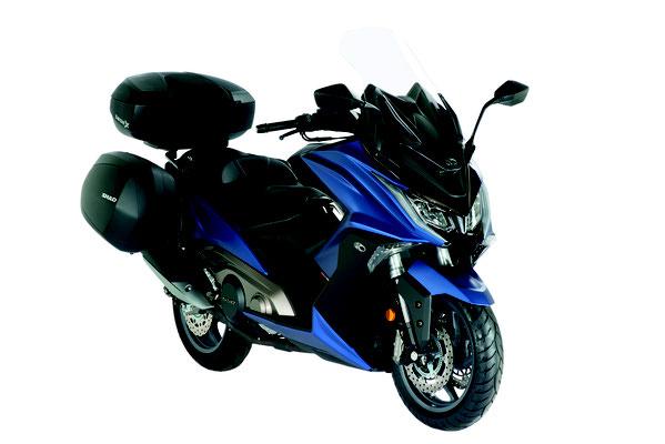 Kymco AK550i ABS / Motorrad-Center Dreispitz  -  Motorräder, Roller, Vermietung