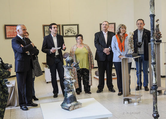 Gérard Geist, Corinne Guilbaud, Ugo Pezzetta, Yvelise Bitoun, Patrick Romanow, Marie Richard, Gilles Kubic