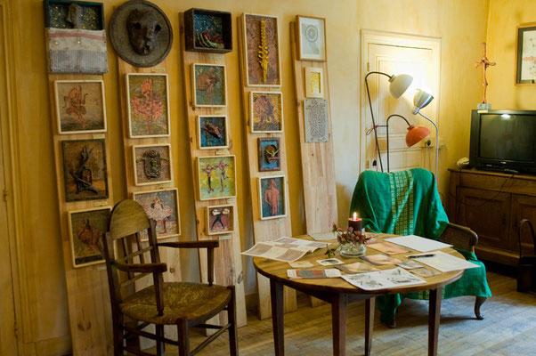 Atelier Jean Bitoun et Patrick Blanchard