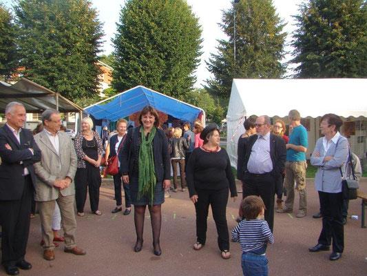 Vernissage  Nathalie Pierre et Yvelise Bitoun