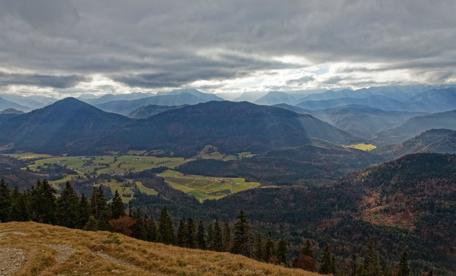 Im Tal Jachenau