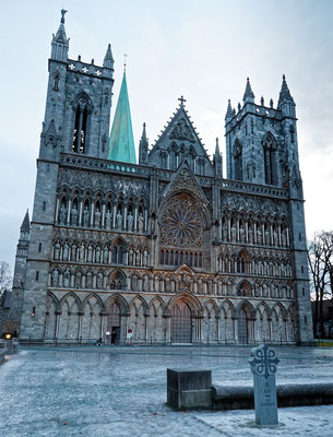 Trondheim Nidarosdom