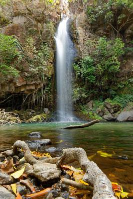 Wasserfall in Rincón de la Vieja