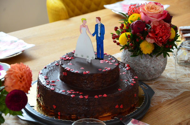 Hochzeitstorte Freie Trauung